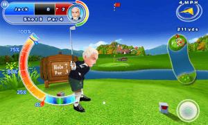 Lets Golf 2 Screenshot