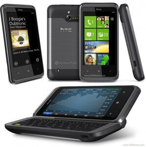 HTC Arrive WIndows Phone