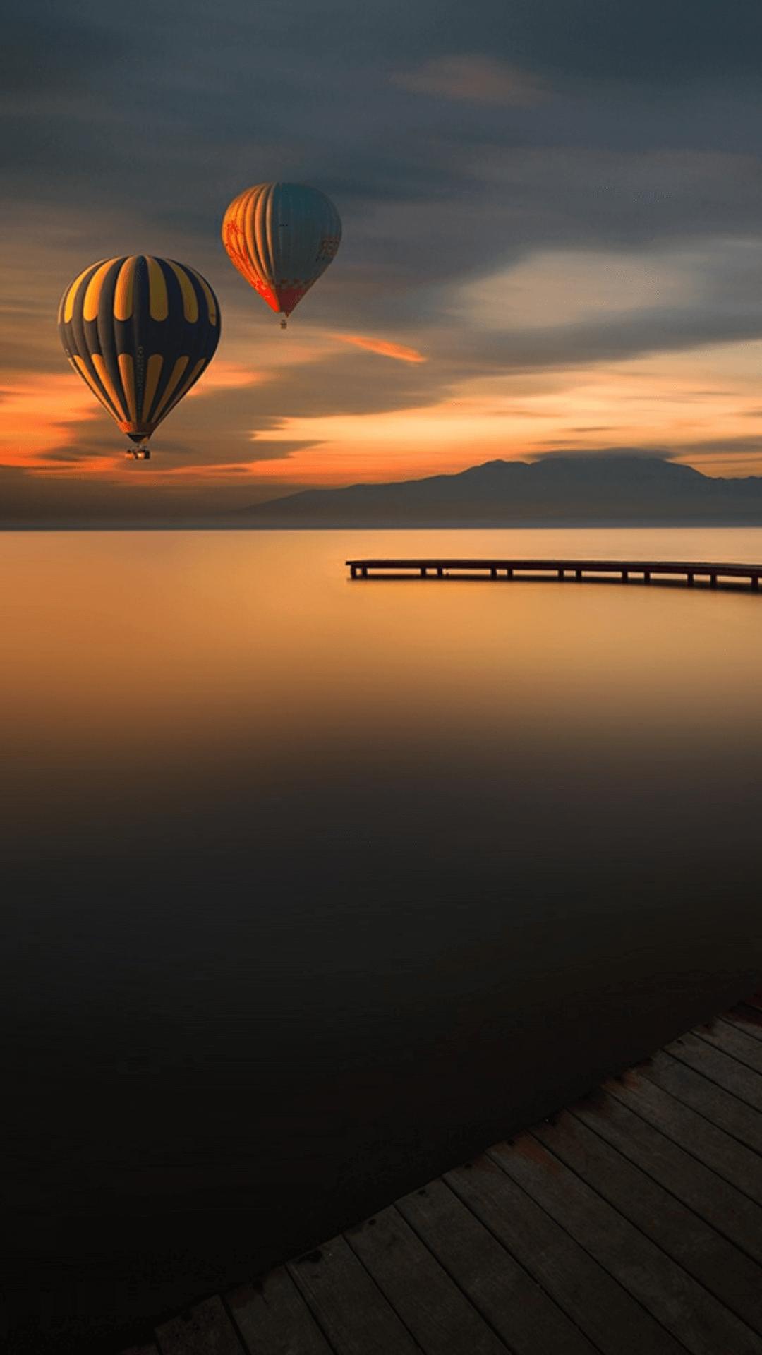 Balloons Over Lake Clintonfitch Com