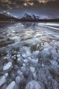 Frozen Lakes