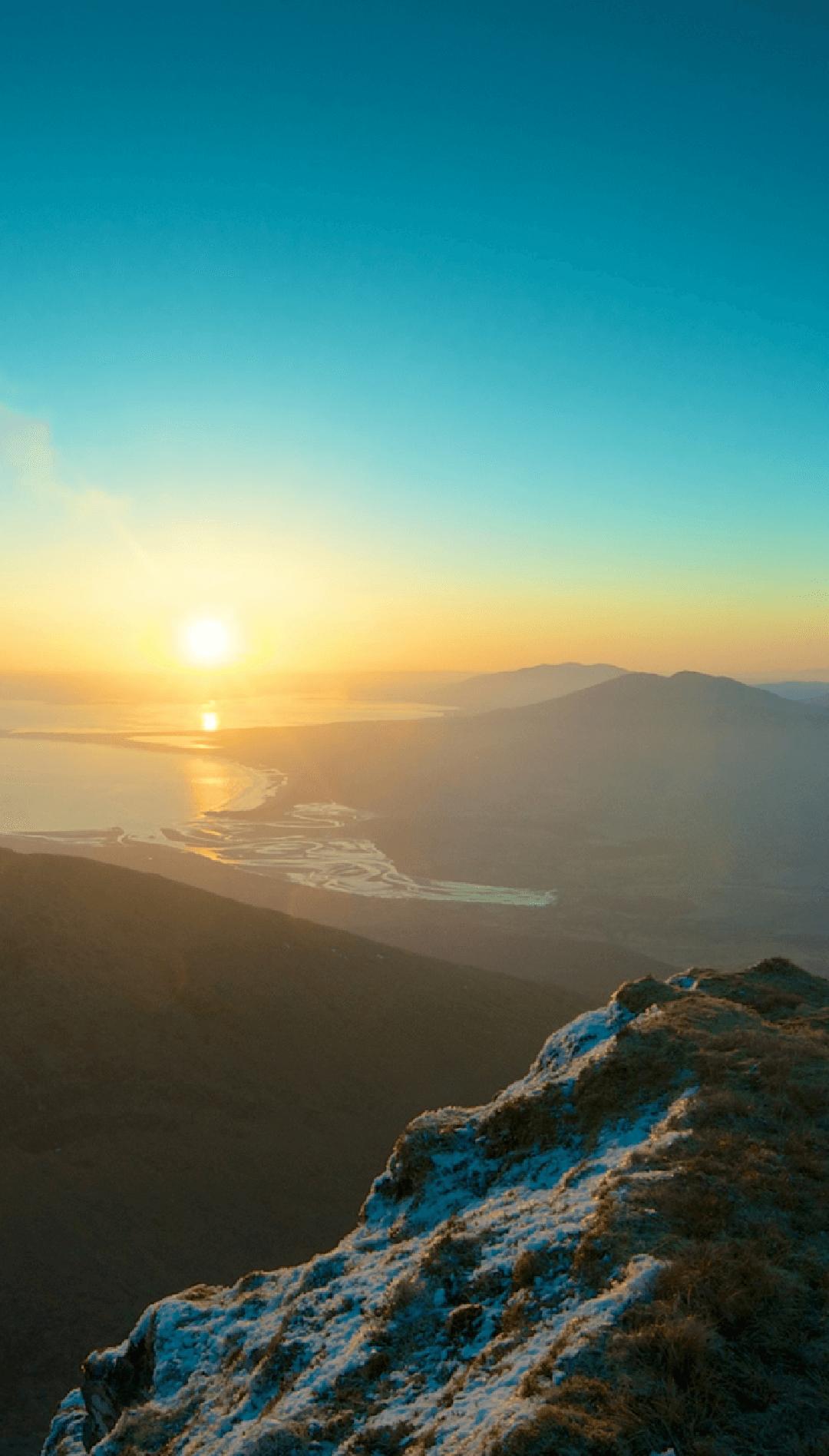 Mountain Sunrise Clintonfitch Com