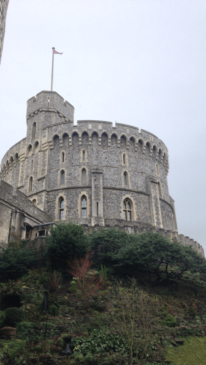 Round Tower Windsor Castle – ClintonFitch.com