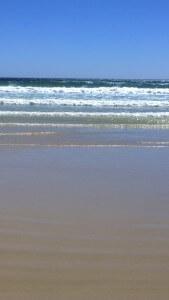 Lumia 640 Beach