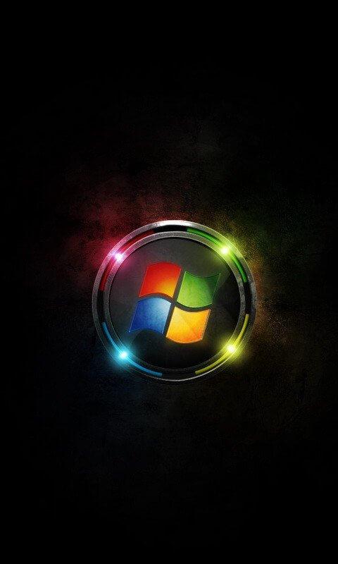 windows phone 7 button
