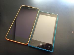 Lumia 635 and Lumia 520