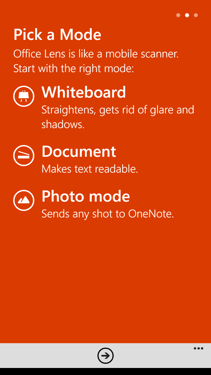 Office lens app updated with business card mode clintonfitch office lens for windows phone reheart Images