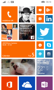 Windows Phone 8.1 Screen Capture