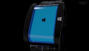 Microsoft Smartwatch Concept Courtesy of Softpedia