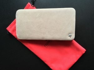 Noreve Traditional Case for Lumia 1320 with Dust Bag