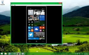 Project My Windows Phone App for Windows