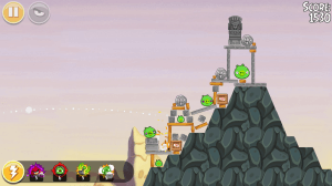 Angry Birds Seasons for Windows Phone