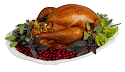 Thanksgiving Turkey Icon