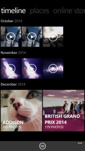 Lumia Storyteller for Windows Phone