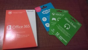 Microsoft Work & Play Bundle