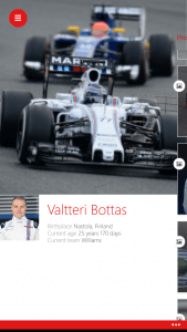 Driver Details in ESPNF1