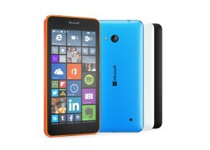 Lumia 640 Color Backs