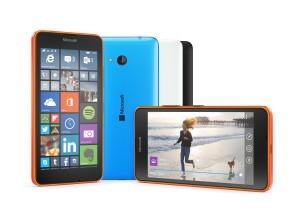 Lumia 640 Home