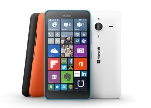 Lumia 640XL Color Backs