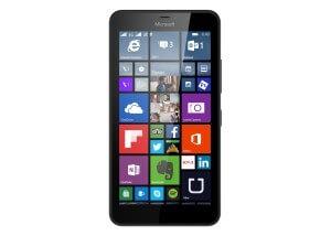 Lumia 640XL Front