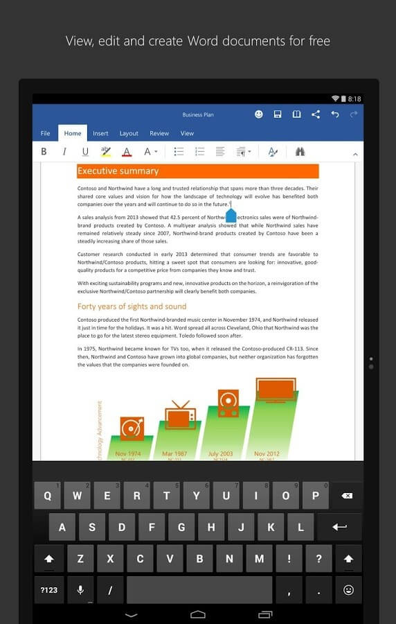 Solved: I'm looking to buy an Android tablet, and am interested in the Dell ...  Microsoft Office for Dell Venue 8 Android Tablet? ..... Download share it lenovo.