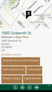 Starbucks Locator App Store Details