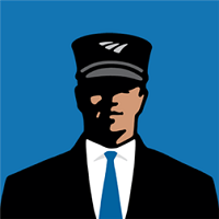 Amtrak Icon