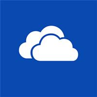 OneDrive Icon Windows Phone