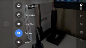 Google Camera Camera Types