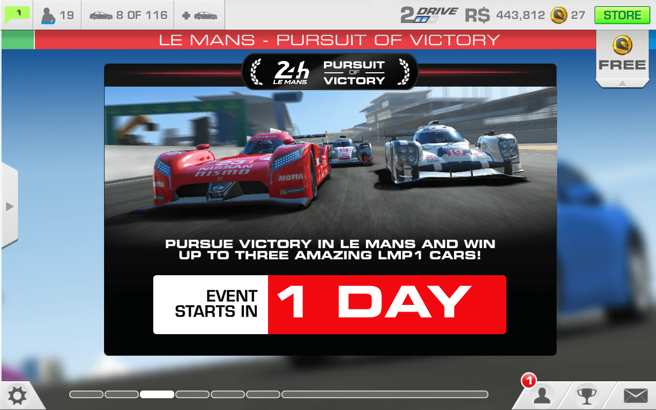 Real Racing 3 Brings The Glory of Le Mans To Your Phone or ...