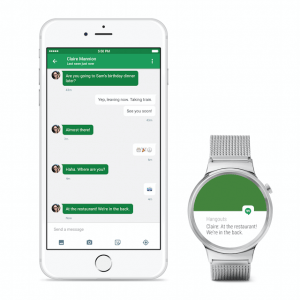 Android Wear for iOS