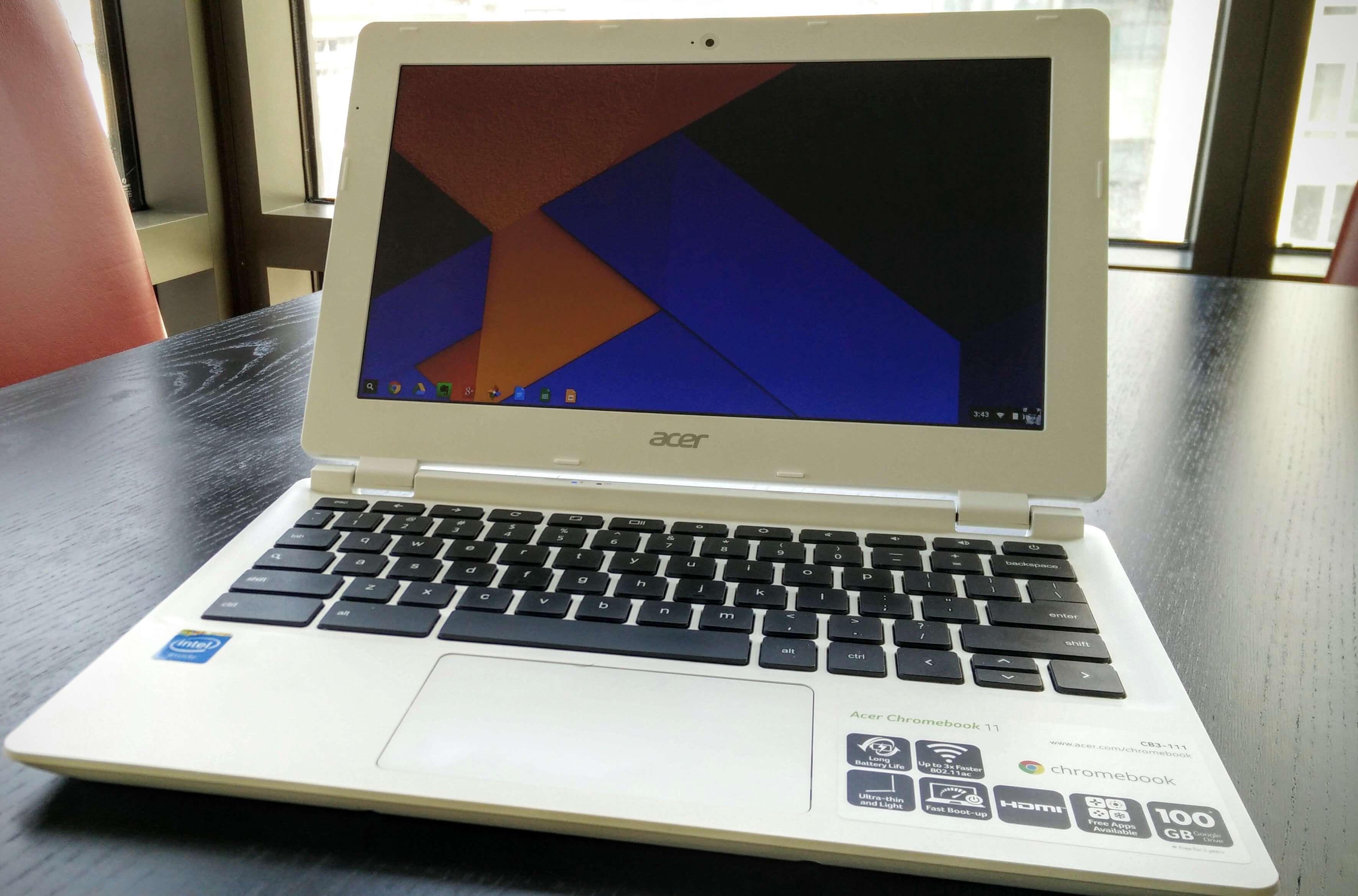 Acer C670 Chromebook