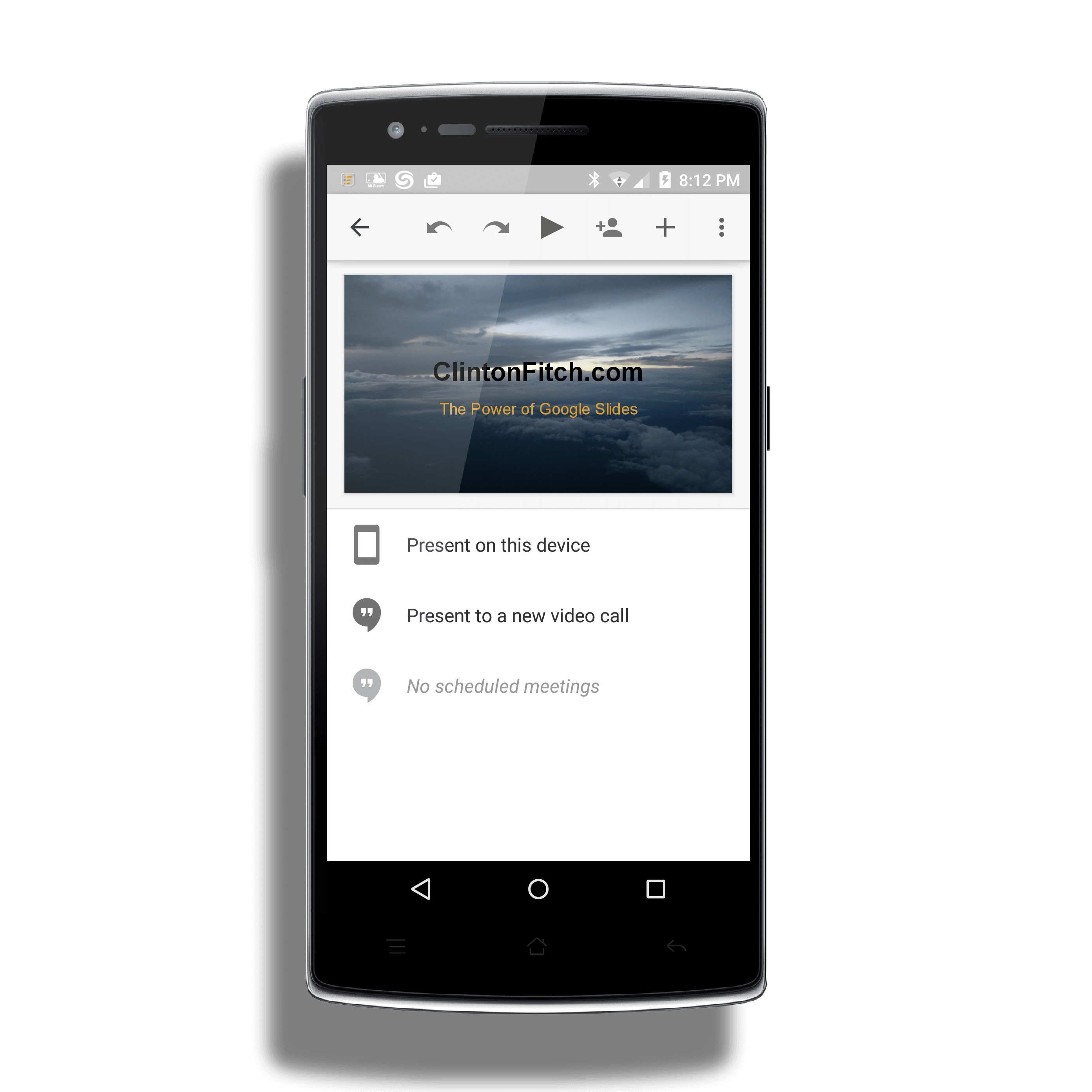 Google Slides for Android