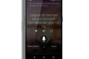Microsoft Translator for Android