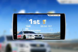 Real Racing 3 NASCAR Update