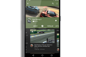 YouTube Gaming for Android