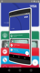 Android Pay Wallet