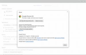 Chrome OS Update September 2015