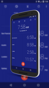 Google Clock for Android