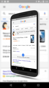 Google Search for Android