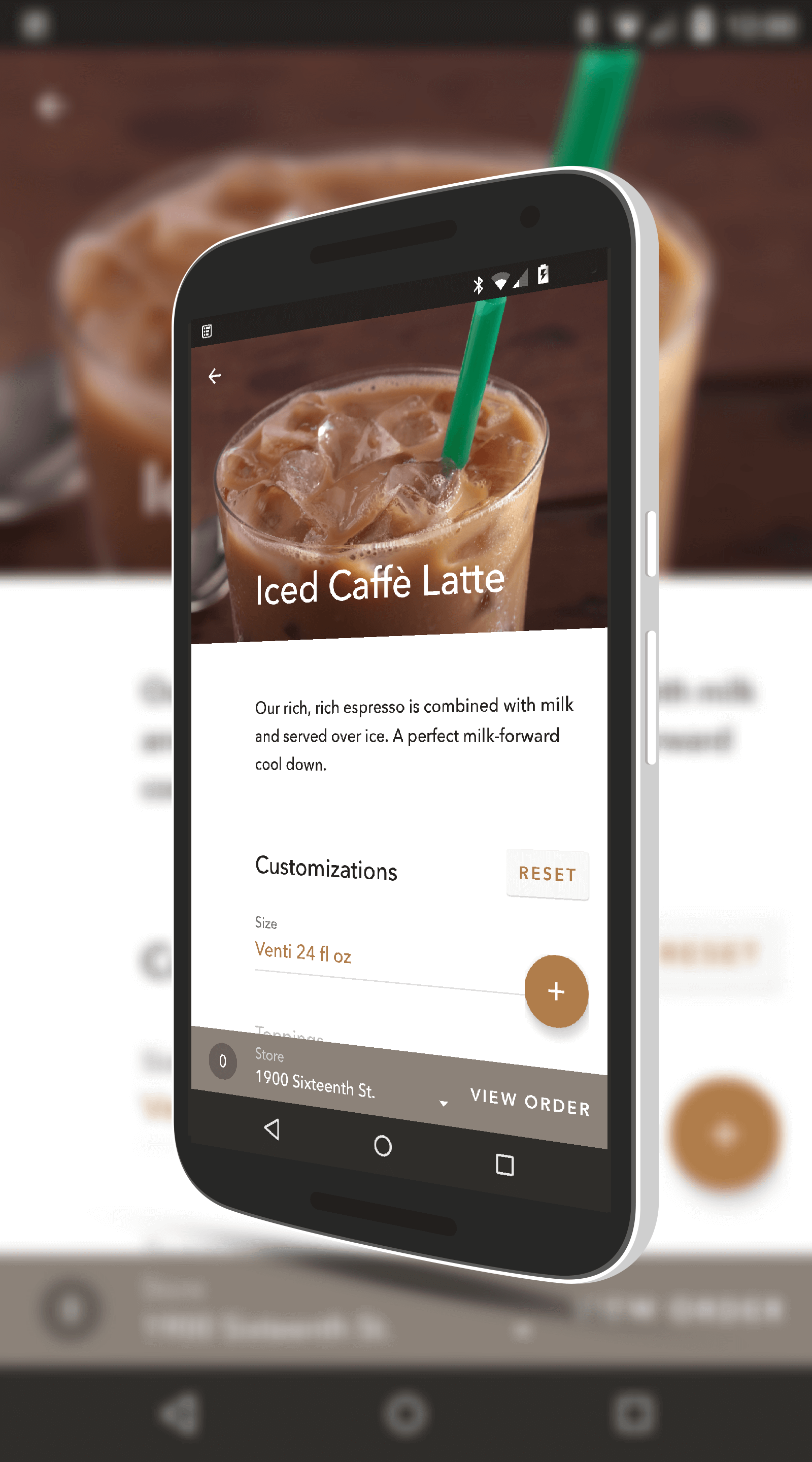 Starbucks for Android