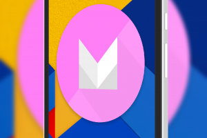 Android Marshmallow Icon Screen
