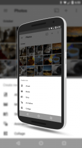 Create a Movie in Google Photos
