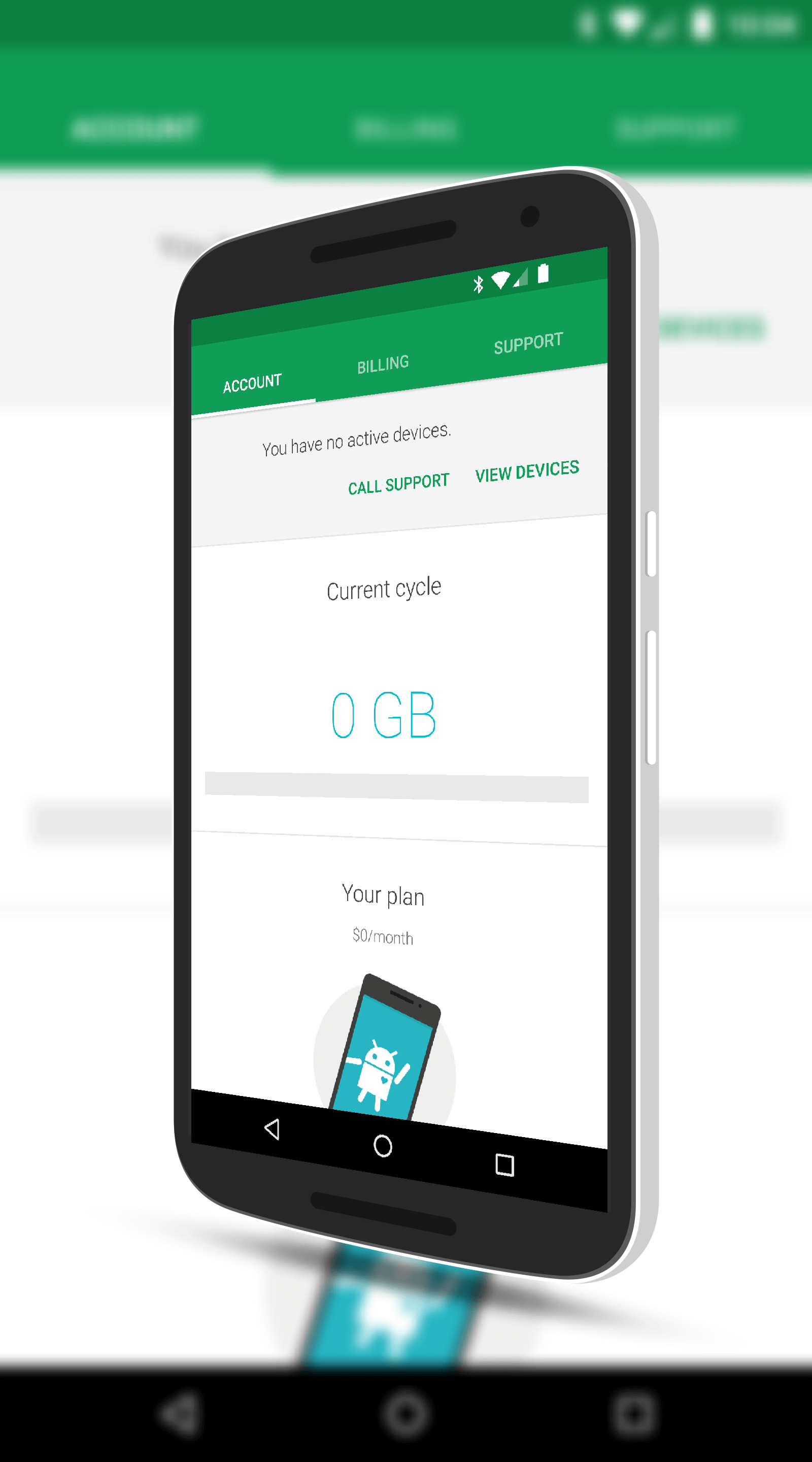 Project Fi for Android