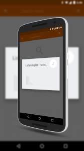 Google Play Music Listening Feature