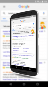 Google Search on Android