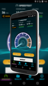 Project Fi Speed Test Results