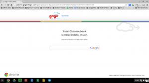 Chromebook Access on GoGo