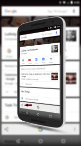 Google Now On Tap Sharing