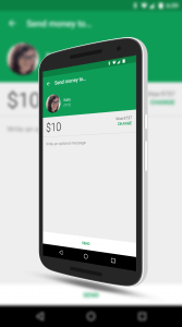 Google Wallet SMS Money Sending