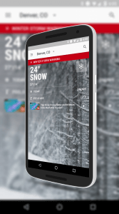 Weather Channel for Android